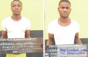 Photo: 2 Employees Set House Of Chinese Boss On Fire, Steal His N450k
